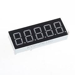 compatible (pour Arduino) module d'affichage à 5 chiffres - 3.2in.