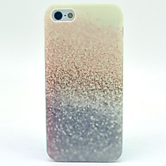 barevný vzor TPU měkké pouzdro pro iPhone 5 / 5s