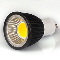 7W GU10 Faretti LED MR16 1 COB 600 lm Bianco caldo / Luce fredda / Bianco AC 85-265 V 1 pezzo