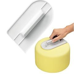 nieuwe taart gladder polijstmachine gereedschappen Cutter decoreren fondant sugarcraft icing mal
