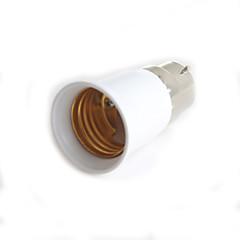 enkele connector e27 naar B22 lamphouder adapter