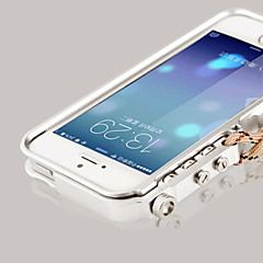 Fashion Aluminum Protect Frame Case for iPhone4/S