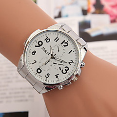 Z.xuan Women's  Steel Band Analog Quartz Strap Watch Casual Watch More Colors Cool Watches Unique Watches Fashion Watch