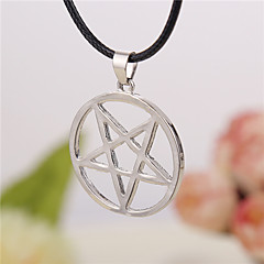 Alloy Necklace Pendant Necklaces Party/Daily/Casual/Sports
