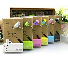 iphone 6 iphone 6 плюс в наушники-вкладыши mp3 / mp4 наушников (разных цветов)