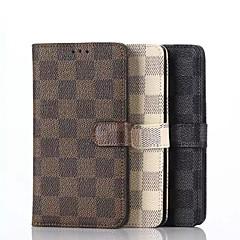 5,5 hüvelykes luxus pu pénztárca bőrtok állvánnyal LG g4 (vegyes színek)