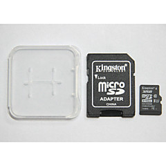 opprinnelige kingston digital 32 gb class 10 Micro SD SDHC og minnekortet og minnekortadapteren boks