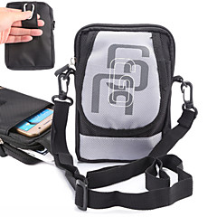 Universal Dome Diagonal  Multifunction Hanging Waist Mountaineering Bags for iphone4/4S 5/5S  6  6 plus  5C