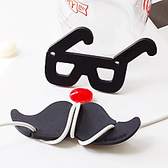 Cartoon Bread and Glasses Pattern Bobbin Winder(Assorted Color)