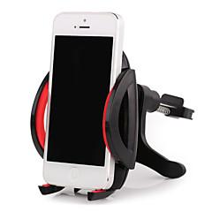 car outlet voertuig gemonteerde rolsteiger binnenlandse mobiele telefoon houder navigatie ondersteuning (verschillende kleuren)