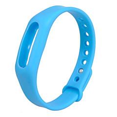 remplacement silicone coloré xiaomi miband bracelet dragonne pour xiaomi montre intelligente