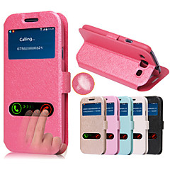 GYM Window View Full Body Case for Samsung Galaxy S3 I9300(Assorted Colors)