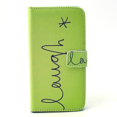 Mert Samsung Galaxy tok Pénztárca / Kártyatartó / Állvánnyal Case Teljes védelem Case Other Kemény Műbőr SamsungS6 edge / S6 / S5 Mini /