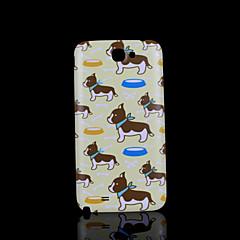 Dog Pug Animal Pattern Cover  fo Samsung Galaxy Note 2 N7100 Case