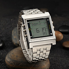 Men's Watch Dress Watch TV Remote Control Function