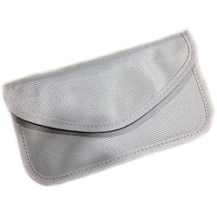 Nylon Fabric Cell Phone Signal Shielding Bag for IPhone 3G/3GS/4/4S/5/5S/5C