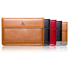 véritable cas Laptop Sleeve sacoche d'ordinateur portable en cuir pour Apple MacBook Pro / air 11 13 ""