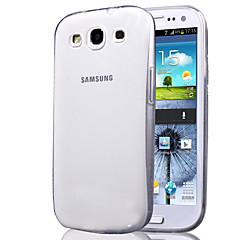 ultra-ohut läpinäkyvä suojaava TPU pehmeä kotelo Samsung Galaxy 9300 (eri värejä)