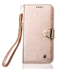 Luxurious Diamond PU Leather Full Body Case with Kickstand and Card Slot for iPhone 5/5S(Assorted Colors)