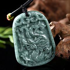 borde como colgante de jade jade®natural