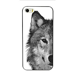 The Wolf Design PC Hard Case for iPhone 7 7 Plus 6s 6 Plus SE 5s 5c 5 4s 4