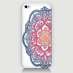 Design of Blue And White Porcelain Phone Case Back Cover for Phone4/4S Case