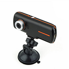 "dual lens 170 graden 3MP hd 1080p 2.7 ""30fps auto dvr dashboard camera met nachtzicht a1"