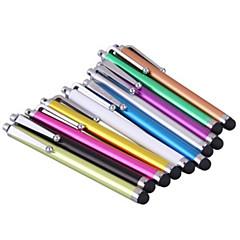 kinston® 10 x universele succes stylus touch screen pen clip voor iPhone / iPad / samsung en andere