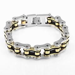 Armbanden met ketting en sluiting Armband Uniek ontwerp Modieus Sieraden Fietsen Sieraden Voor Kerstcadeaus