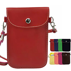 Universal-PU-Material mobilen Messenger Bag für Samsung-Galaxie s5 s6edge s4 s3mini (verschiedene Farben)
