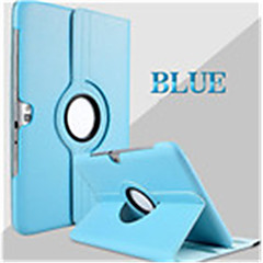 Rotating Litchi Grain Leather   360 Rotating Leather Case For Samsung Galaxy Tab 2 10.1 (P5100/P5110) (Assorted Colors)