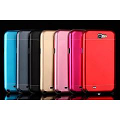 erityinen muotoilu laadukas metallinen takakansi Samsung Galaxy 2 huomautuksen 7100 (eri värejä)