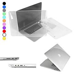 """hat-prince krystal hårdt beskyttende pc hele kroppen tilfældet for 13,3 """"MacBook Pro med retina display (assorterede farver)"""