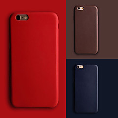 iphone 7 plus luxe pu leer ultra-dunne Cover Case voor iPhone 6s 6 plus