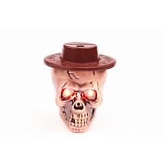 persona creativa testa cranico banda cappello musica istantanea accende di colore un accendino a caso