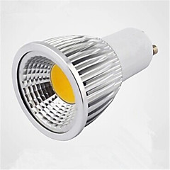 1 pcs Bestlighting GU10 7 W 1 X COB 600 LM K Warm White/Cool White/Natural White PAR Par Lights AC 85-265 V