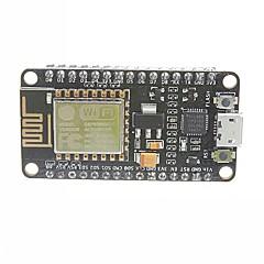 nodemcu lua wifi internet asioita kehityksen aluksella perustuu esp8266