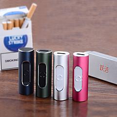 Yuehuo f2 portátil&creativa usb cigarrillo electrónico más ligero - colores surtidos