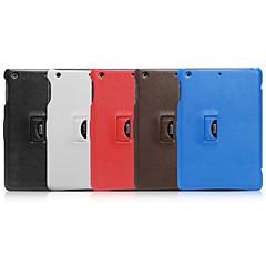 microfiber geval full body case en vouwen geval en flip op en neer voor Apple iPad mini 7.9 inch
