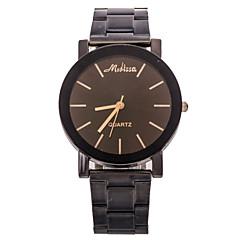 Couple's Fashion Lovely Simple Calibration Quartz Steel Belt Wrist Watch(Assorted Colors) Cool Watches Unique Watches