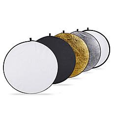 interfit 80cm 32-palcový 5-in-1 skládací multi-disk light reflektor