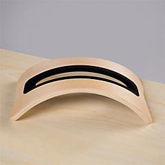 uudet ruskea kotelo Apple kannettavan MacBook 15 ilma puinen suluissa tietokoneen yllään puinen kannettava jalusta