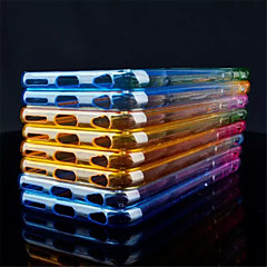 Multicolor Gradient Acrylic + TPU Phone Case For iPhone5/5S (Assorted Color)