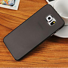 Flexible Translucent Soft Back Case for Samsung Galaxy S6 G9200 (Assorted  Color)