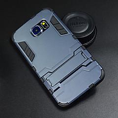 iron man ciężka pokrywa ochronna z podpórka do Samsung Galaxy s6