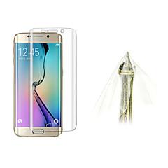 angibabe ultradünnen 0,1 mm Ex-weiche TPU Bildschirm flim Schutzfolie für Samsung Galaxy s6 Rand g925f