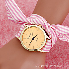 Bohemian Style Women's Fishtion Watches Stripe Bow Shape Students Watch Cool Watches Unique Watches