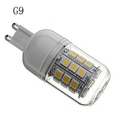 Lampadine a pannocchia 30 SMD 5050 E14/G9 3.5 W 330 LM Bianco caldo AC 220-240/AC 110-130 V