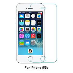iPhone 5 / 5S / 5C用beittal®0.26ミリメートル丸いエッジ透明9H強化ガラス膜スクリーンプロテクター