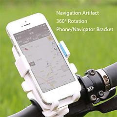 WEST BIKING® 360 Bike Bicycle Mobile Phone Holder Bicycle Phone Holder Rotatably Adjustable Handlebar Clamp Slip